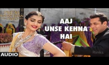 AAJ UNSE KEHNA HAI Song Lyrics
