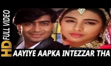 Aayiye Aapka Intazar Tha Song Lyrics