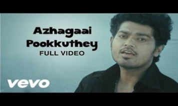 Azhaghai Pookkuthe Song Lyrics