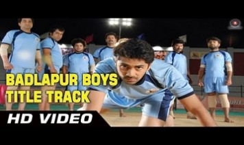 Badlapur Boys Song Lyrics