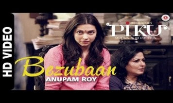 Bezubaan Song Lyrics