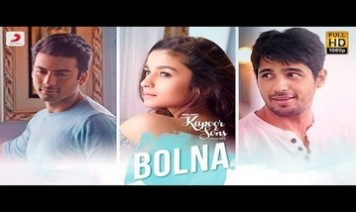 Bolna Song Lyrics