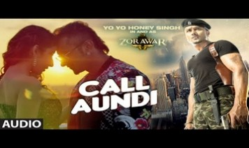 Call Aundi Song Lyrics