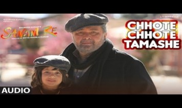 Chhote Chhote Tamashe Song Lyrics