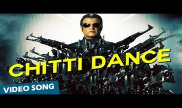 Chitti Dance Showcase Song Lyrics