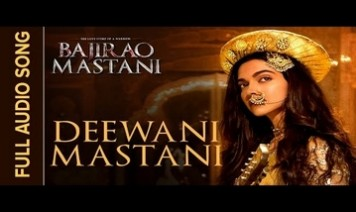 Deewani Mastani Song Lyrics