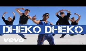 Dekho Dekho Dekho Dekho Song Lyrics