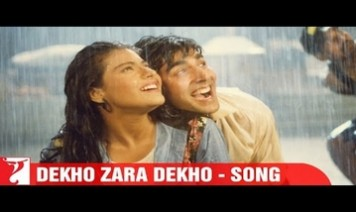 Dekho Jara Dekho Barkha Kee Jhadee Song Lyrics