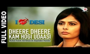 Dheere Dheere Kam Hogi Udasi Song Lyrics
