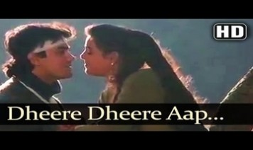 Dhire Dhire Aap Mere Song Lyrics