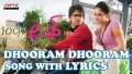 Dhooram Dhooram Song Lyrics
