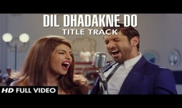 Dil Dhadakne Do (Title Song) Song Lyrics
