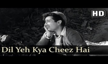 Dil Yeh Kya Chiz Hai Song Lyrics