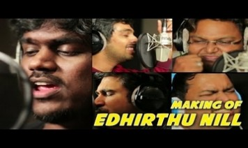 Edhirthu Nil Song Lyrics