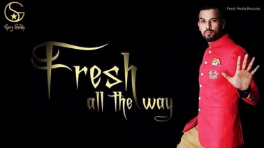 Fresh All The Way Lyrics