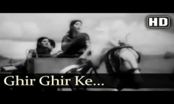 Ghir Ghir Ke Aasman Par Song Lyrics