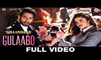 Gulaabo Song Lyrics
