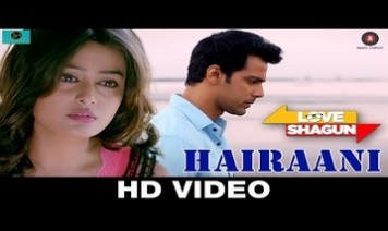 Hairaani Song Lyrics