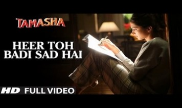 Heer Toh Badi Sad Hai Song Lyrics