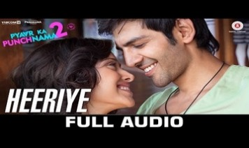 Heeriye Song Lyrics