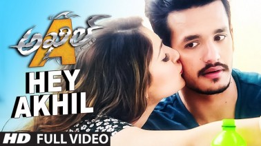 Hey Akhil Song Lyrics