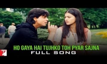 Ho Gaya Hai Tujhko Toh Pyar Sajna Song Lyrics