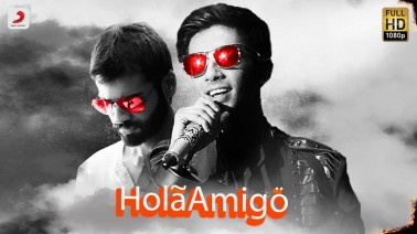 Hola Amigo Song Lyrics