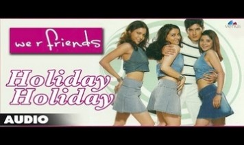 Holiday Holiday Sunday Hoga Song Lyrics