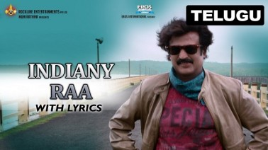 Indiany Raa Song Lyrics