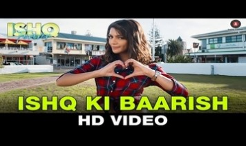 Ishq Ki Baarish Song Lyrics