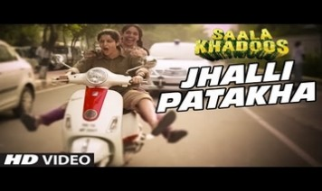 Jhalli Patakha Song Lyrics