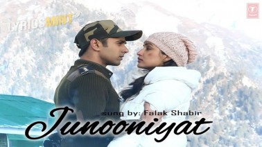 Junooniyat Lyrics