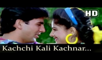 Kachi Kali Kachnar Ki Song Lyrics