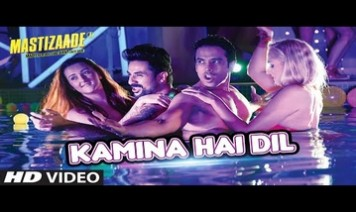 Kamina Hai Dil Song Lyrics