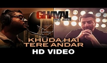 Khuda Hai Tere Andar Song Lyrics