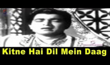 Kitne Hai Dil Me Dag Song Lyrics