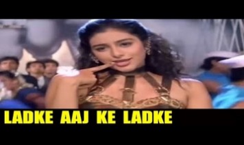 Ladke Aaj Ke Ladke Song Lyrics