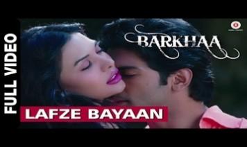 Lafze Bayaan Song Lyrics