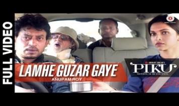 Lamhe Guzar Gaye Song Lyrics