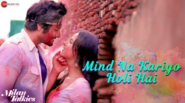 Mind Na Kariyo Holi Hai Song Lyrics