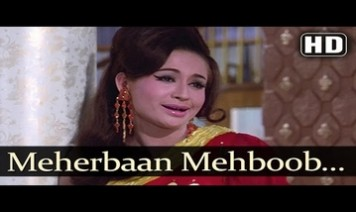 Meharaban Mehboob Dilabar Song Lyrics