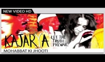 Mohabbat Ki Jhooti Kahani Pe Roye Song Lyrics