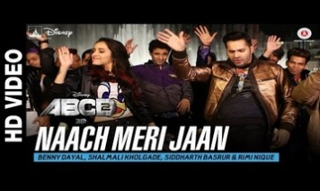 Naach Meri Jaan Song Lyrics
