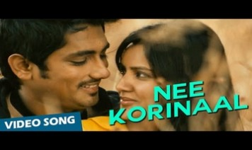 Nee Korinaal Song Lyrics