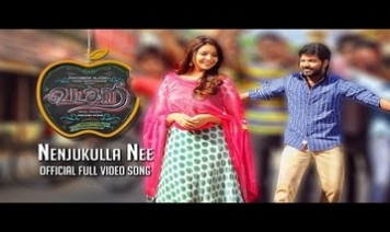 Nenjukulla Nee Song Lyrics