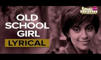 Old School Girl Haryanvi Song Lyrics