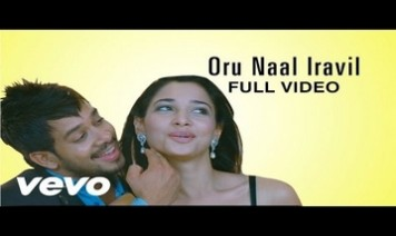 Oru Naal Iravil Song Lyrics