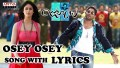 Osey Osey Song Lyrics