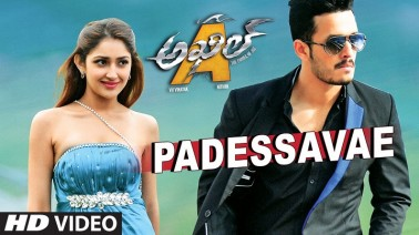 Padessavae Song Lyrics
