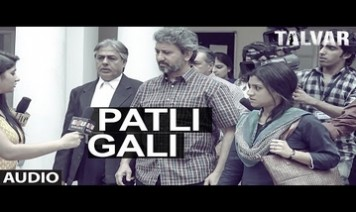Patli Gali Aana Song Lyrics
